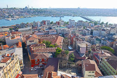 Istanbul. Panoramic View Royalty Free Stock Images