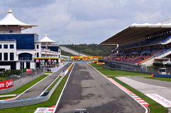 Istanbul Park Royalty Free Stock Photography