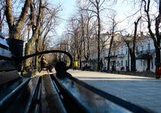 Istanbul-Park, Odessa stockfoto