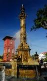 Queen Victorias Fountain Stock Photos