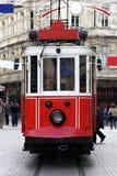 Istanbul Tram Stock Photo