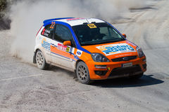 35. Istanbul Rally Royalty Free Stock Image