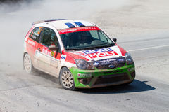 35. Istanbul Rally Royalty Free Stock Photo