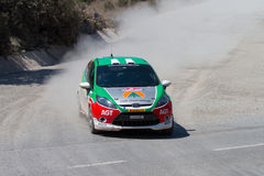 35. Istanbul Rally Stock Photo
