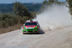 35. Istanbul Rally Stock Image