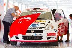 35. Istanbul Rally Royalty Free Stock Photos