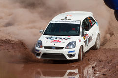 35. Istanbul Rally Stock Photo