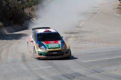 35. Istanbul Rally Stock Image