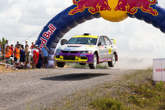35. Istanbul Rally Stock Images