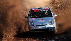 Istanbul Rally 2015 Royalty Free Stock Photography