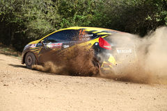 Istanbul Rally 2016 Stock Photos