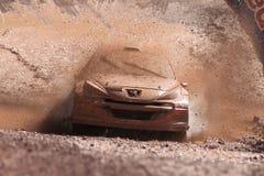 Istanbul Rally 2016 Stock Photo