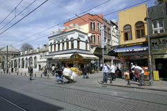 Istanbul Road Stock Photos