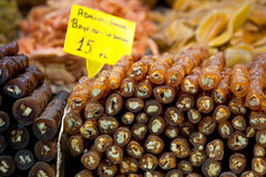 istanbul słodkości indyka turkish Zdjęcia Stock