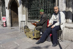 Istanbul - scènes de rue Image stock