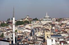 Istanbul scenery. Turkey. Royalty Free Stock Photos