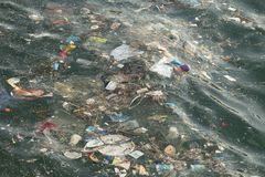 Free Istanbul Sea Pollution Stock Images - 117758474
