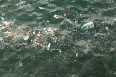 Free Istanbul Sea Pollution Royalty Free Stock Photo - 117758475