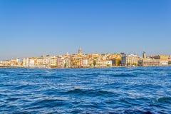 Istanbul seascape Stock Photos