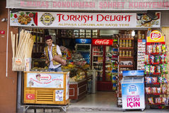 Istanbul shop Stock Photos