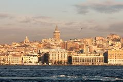 Istanbul sightseeing Royalty Free Stock Photography
