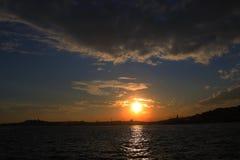 Istanbul, Silhouette Stock Photo