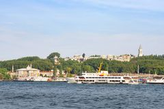 Istanbul, Sirkeci Royalty Free Stock Images