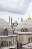 Istanbul skyline Royalty Free Stock Photos
