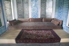 istanbul slotttopkapi Arkivbilder