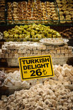 Istanbul spice market Stock Images
