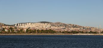 Istanbul stad i Turkiet Royaltyfri Bild