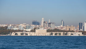 Istanbul-Stadt Stockfoto