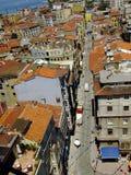 Istanbul-Straße Stockbild