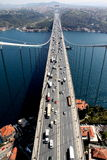 Istanbul Strait Stock Images