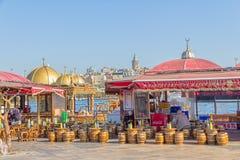 Istanbul street food Stock Photos