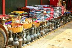 Istanbul street market Royalty Free Stock Photo
