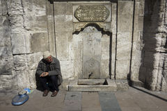 Istanbul - street scenes Royalty Free Stock Photography