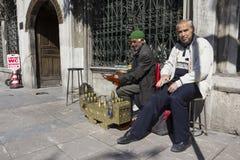 Istanbul - street scenes Stock Image