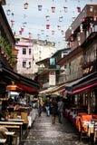 Istanbul Street Royalty Free Stock Image