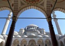 Istanbul Suleymaniye Mosque Stock Photos