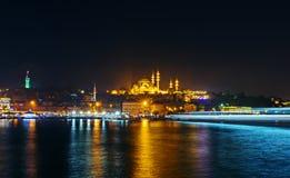 Istanbul Suleymaniye Stock Photo