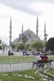 Istanbul Sultan Ahmed Mosque Photo stock