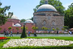 Istanbul, Sultanahmet square Stock Photography