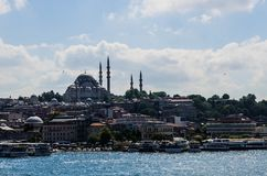 Istanbul Sultanahmet stock photography