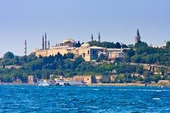 Istanbul Topkapi Palace Stock Images