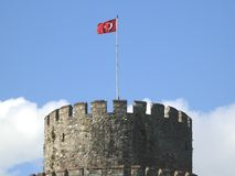 Istanbul Tower Royalty Free Stock Photo