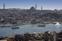 Istanbul - Turkey Royalty Free Stock Photos