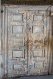 ISTANBUL TURKEY:  April 10, 2016. Interior of the Hagia Sophia Ayasofya in Istanbul, Turkey - architectural  fragment. Stock Images