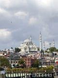 ISTANBUL, TURKEY - August 24 ,2015: Rustem Pasha Mosque. Stock Photos