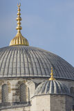 ISTANBUL, TURKEY - DECEMBER 13, 2015: The Blue Mosque Royalty Free Stock Image